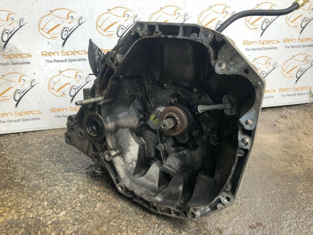 RENAULT MODUS CLIO 2006 GEARBOX 1.4 PETROL JH3172 5 SPEED MANUAL 05-12 YEAR
